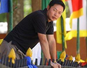 Cameraman Tshering Penjore