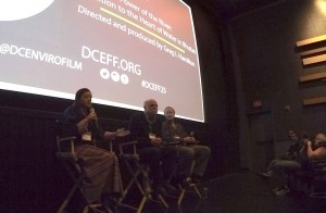 Panel after DC Environmental Film Festival