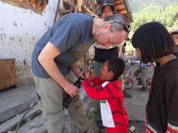 empowering local communities in Bhutan
